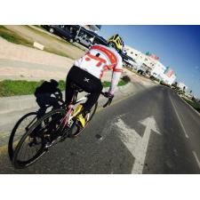 Инна Рыжих. Отзыв о Женских компрессионных термо- лосинах для велоспорта 2XU (WC3012b)