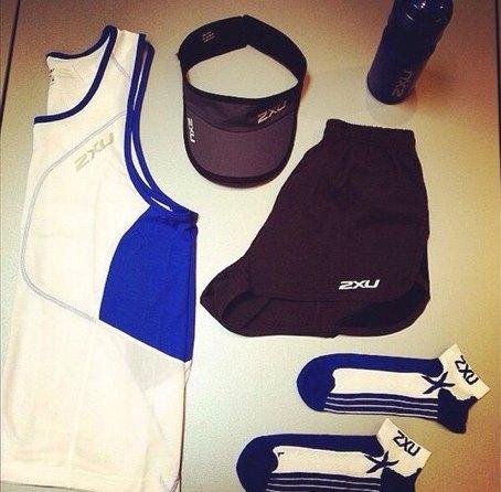 Повсеместное увлечение компрессионной спортивной одеждой
