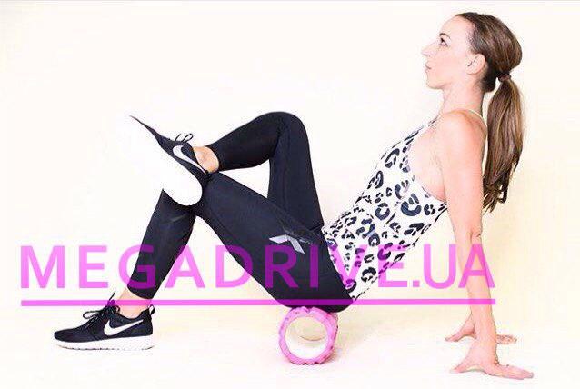 Упражнения с массажным роллом для тех, кто хочет избавиться от целлюлита