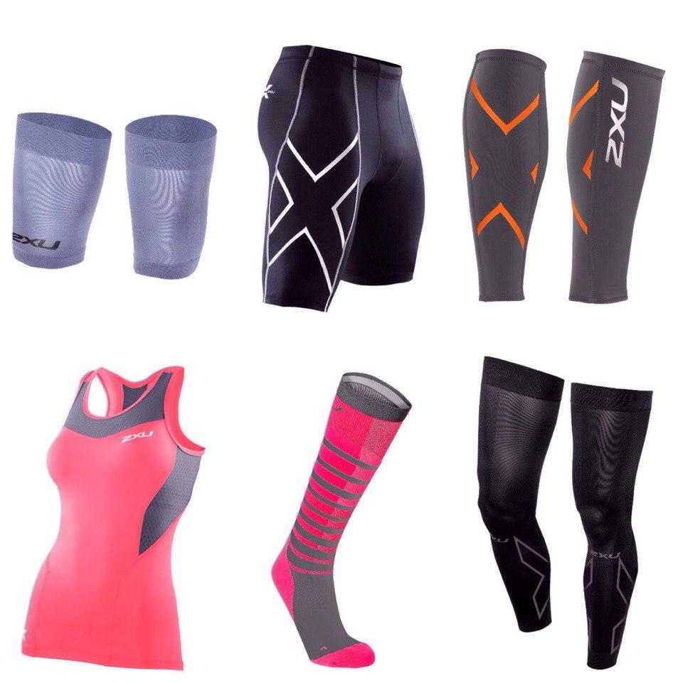 Новое поступление мужской и женской спортивной одежды 2XU