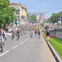 Велодень 2014 в Харькове!
