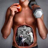 Спортивное питание или коктейль из натуральных продуктов?