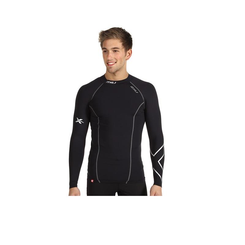 Мужская компрессионная футболка Thermal Compression L/S Top 2XU MA2002a