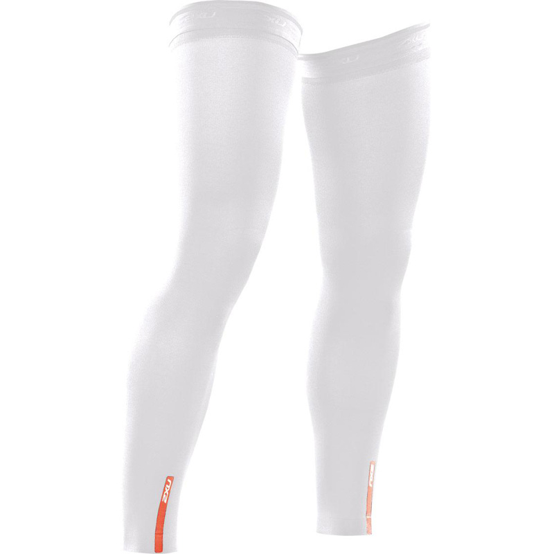 Компрессионные чулки Compression Leg Sleeves 2XU UA1953b