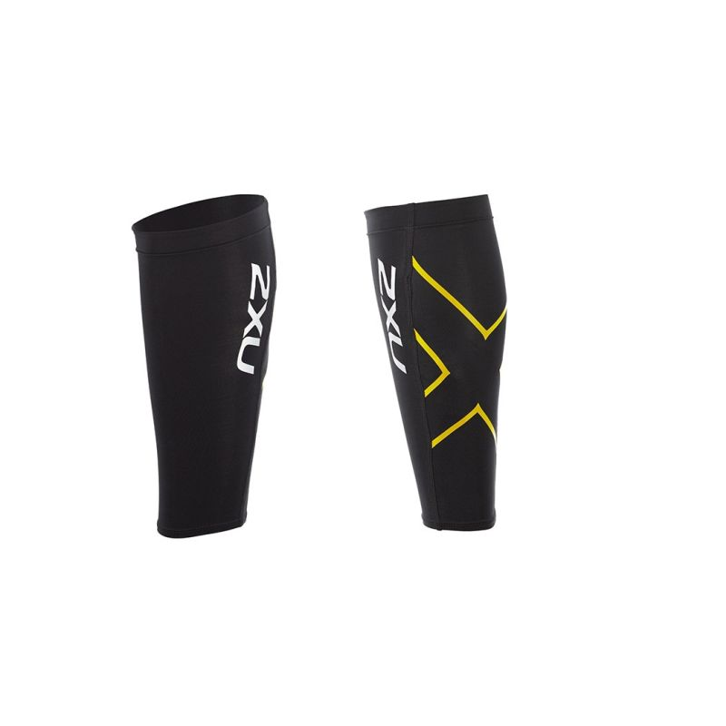 Компрессионные гетры Compression Calf Guards 2XU UA1987b