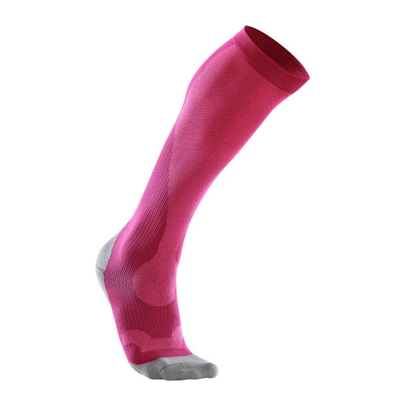 Женские компрессионные гольфы для бега Compression Performance Run Sock 2XU WA2443e