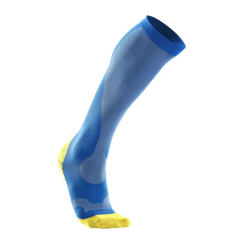 Мужские компрессионные гольфы для бега Compression Performance Run Sock 2XU MA2442e