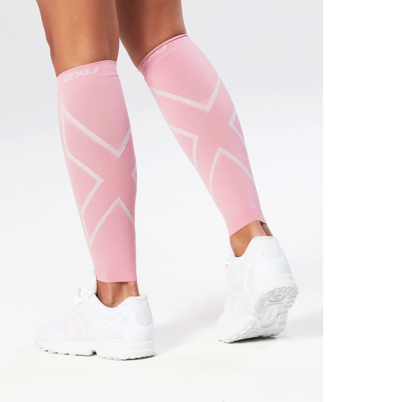 Компрессионные гетры Compression Calf Sleeves 2XU UA2595b