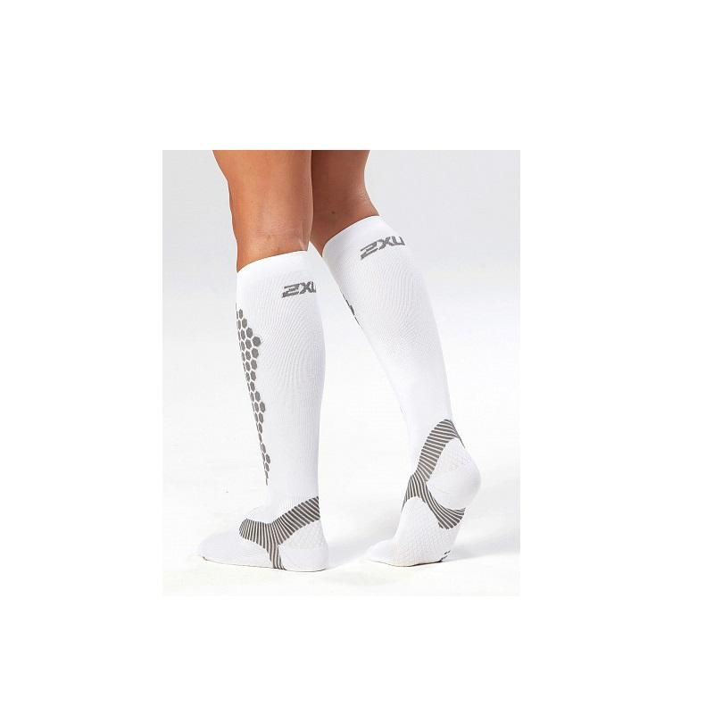 Женские компрессионные термо-гольфы Elite Compression Alpine Sock 2XU WA1998e