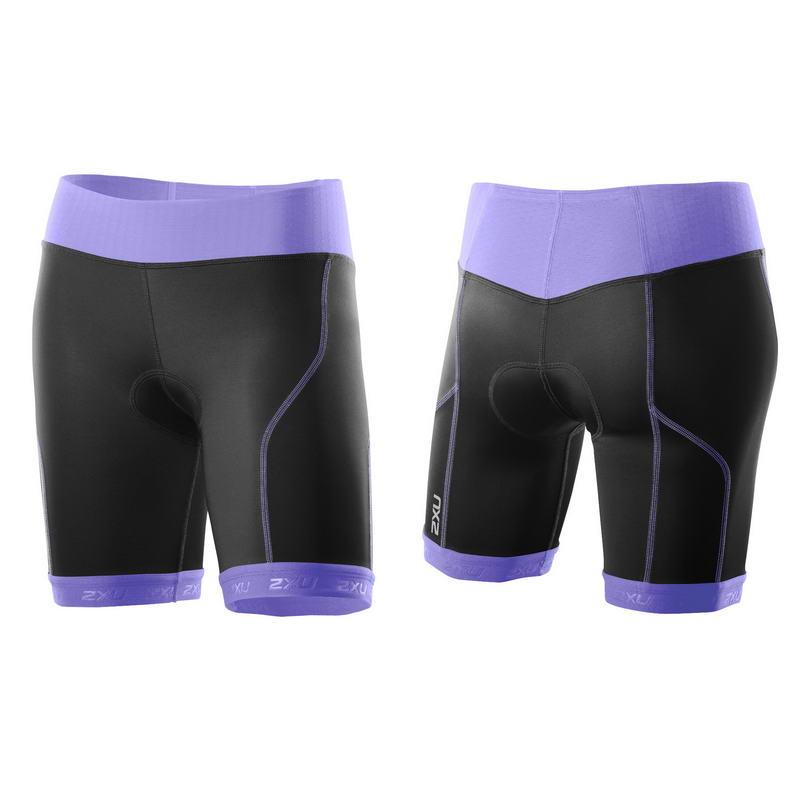 Женские компрессионные шорты для триатлона 2XU WT2852b