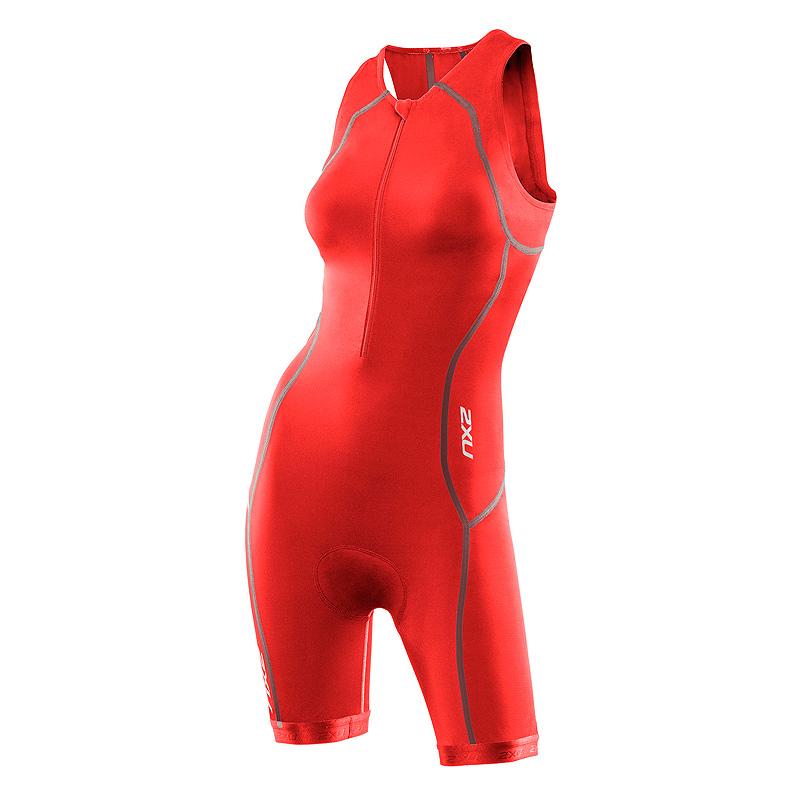 Женский костюм для триатлона Active Trisuit 2XU WT2718d