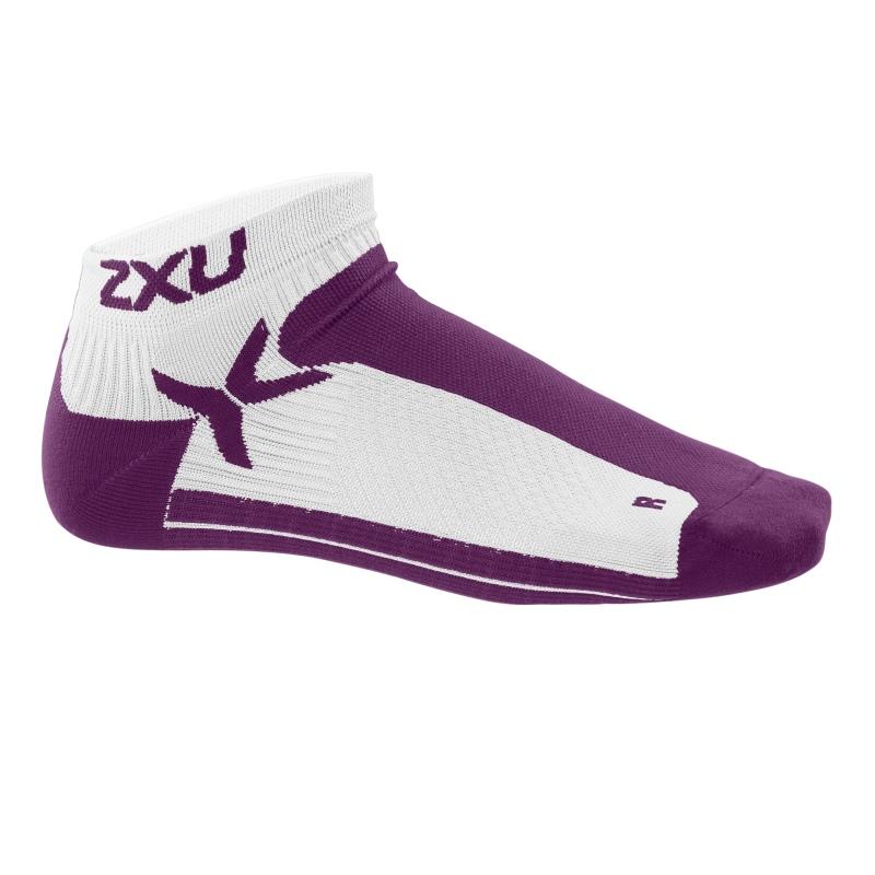 Женские низкие спортивные носки 2XU WQ1904e