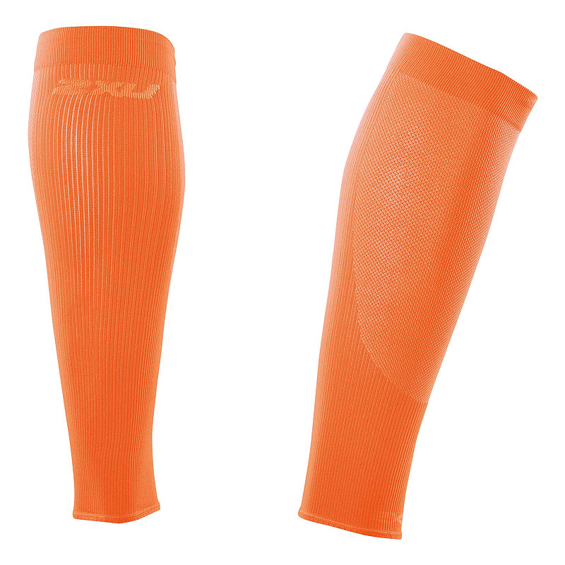 Компрессионные гетры Performance Run Calf Sleeves 2XU UA2762b