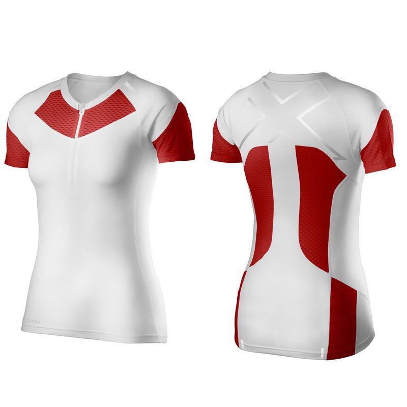 Женская компрессионная футболка XTRM 2XU WR3154a