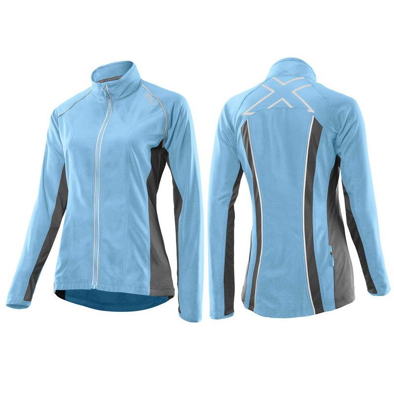 Женская куртка Elite Run 2XU WR3193a