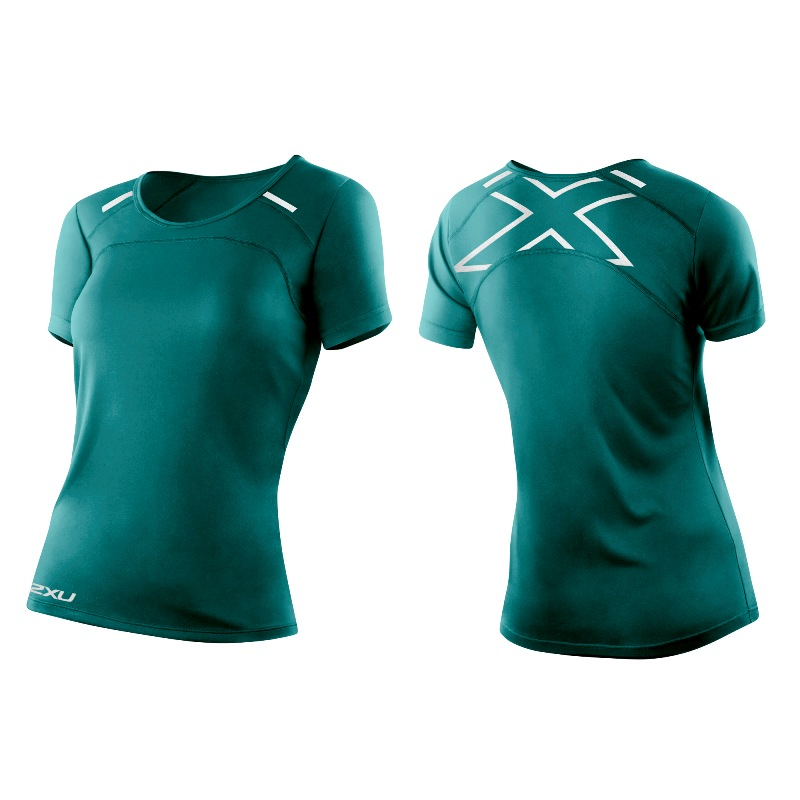 Женская футболка ICE X 2XU WR3164a