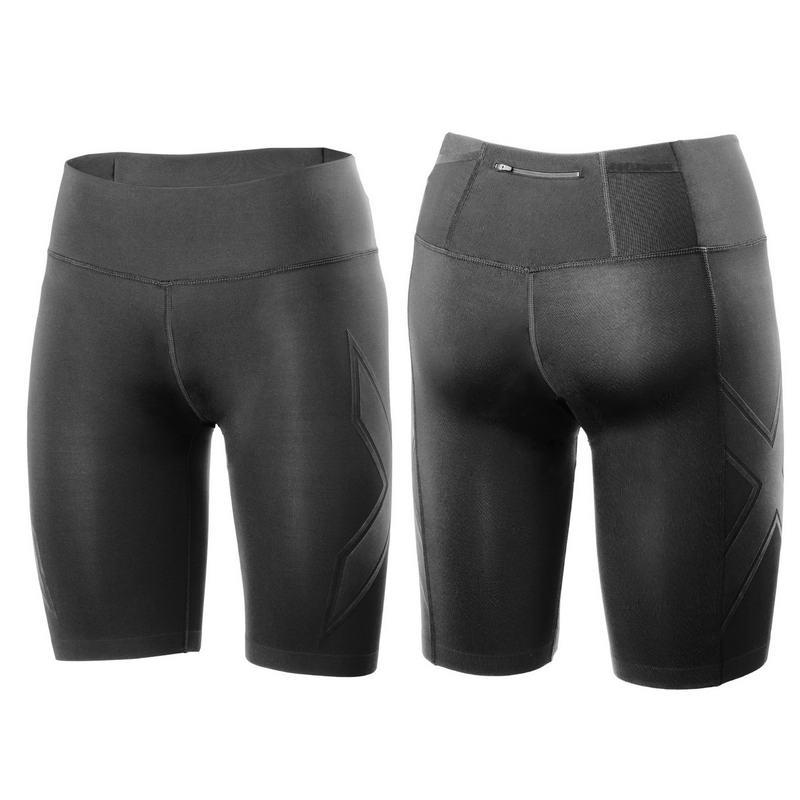Женские компрессионные шорты для бега 2XU WR3156b