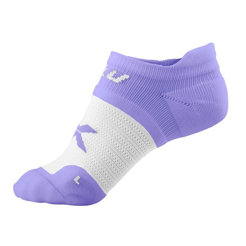 Женские невидимые носки 2XU WQ2406e