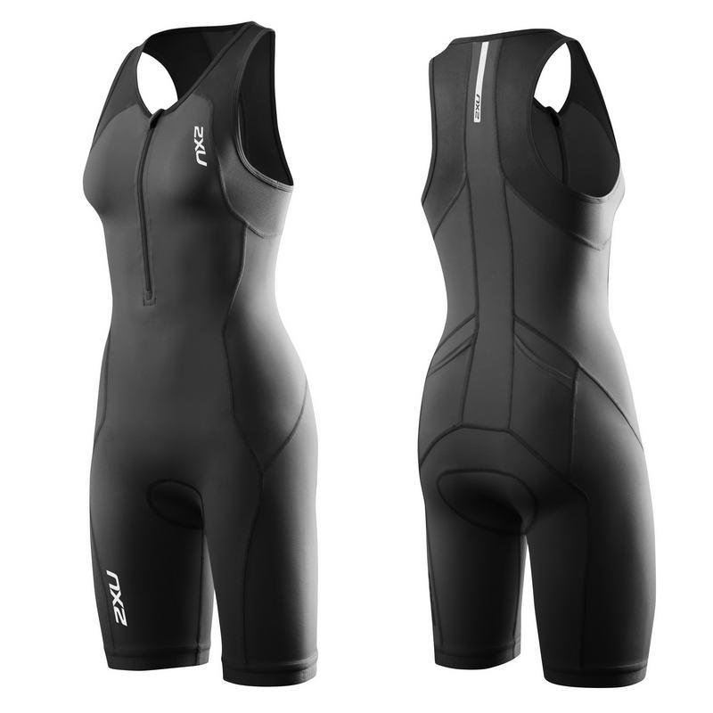 Женский костюм для триатлона Active Trisuit 2XU WT3119d