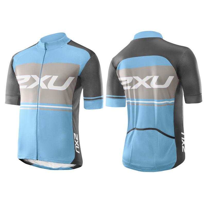 Мужская вело-футболка Sub Jersey 2XU MC3267a