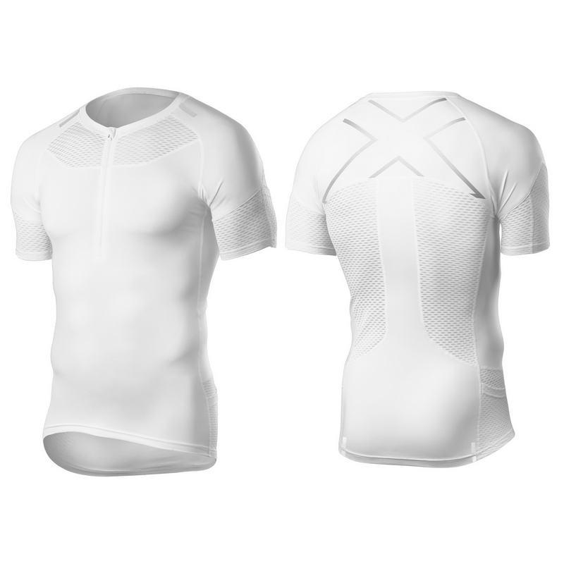 Мужская компрессионная футболка 2XU MR3129a