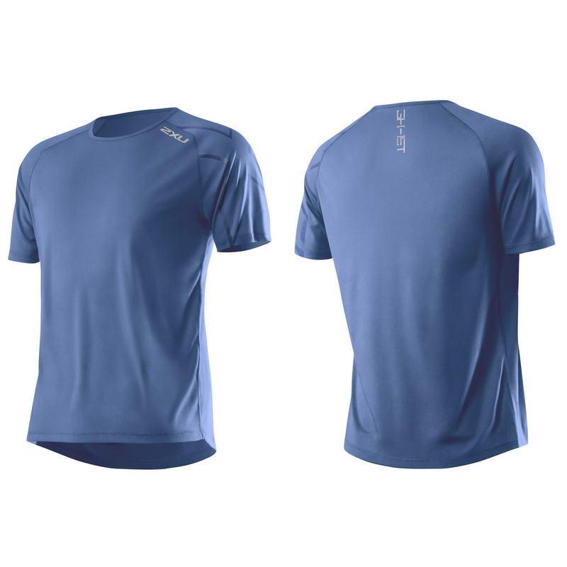 Мужская футболка для бега 2XU MR3134a