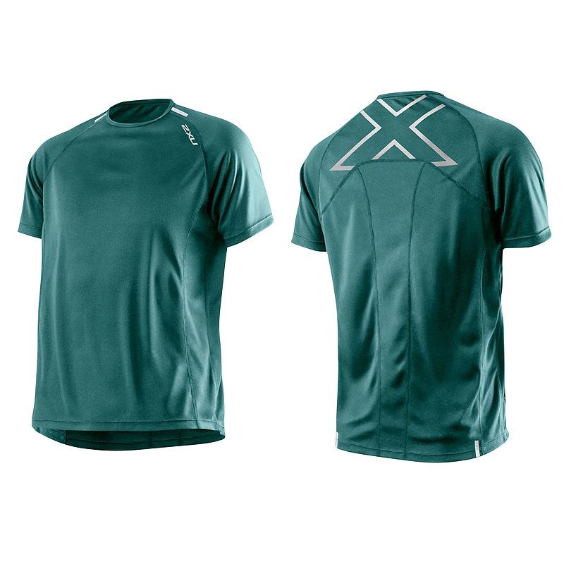 Мужская футболка для бега 2XU MR3137a