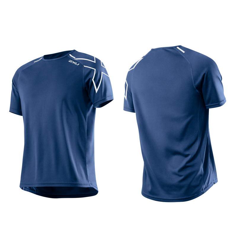 Мужская футболка для бега 2XU MR3141a