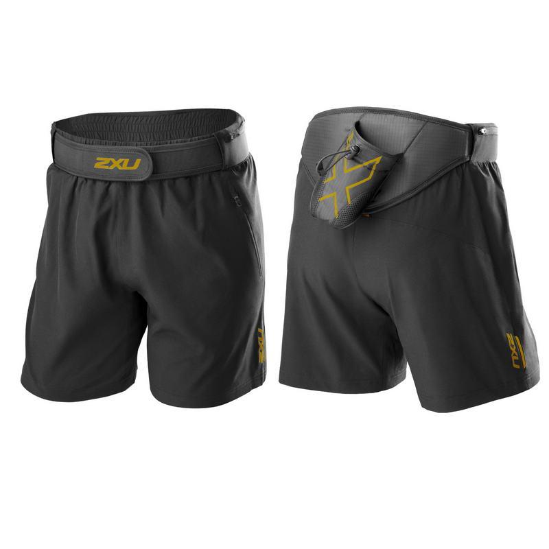 Мужские шорты для бега Project X 2XU MR3128b
