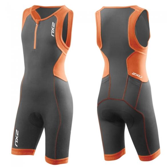 Мужской костюм для триатлона Active Trisuit 2XU MT3105d