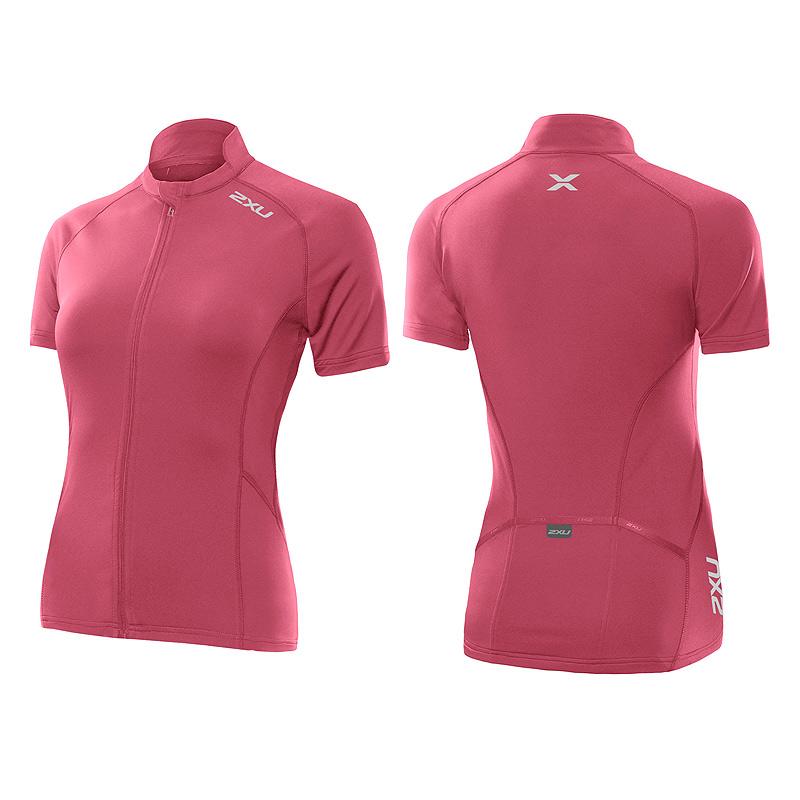 Женская термо-футболка для велоспорта 2XU WC2457a