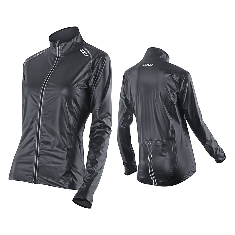 Женская вело-куртка X Lite Membrane Jacket 2XU WC3009a