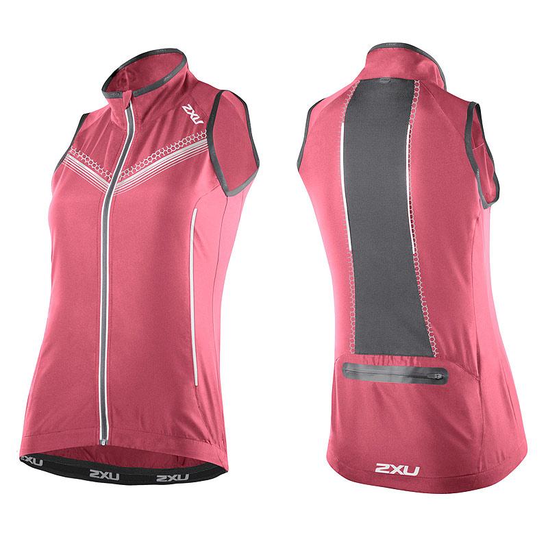Женский вело-жилет Microclimate Reflector Vest 2XU WC3010a