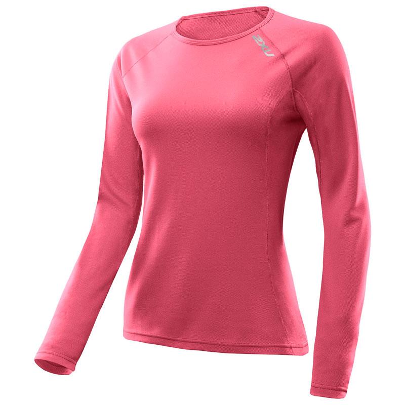 Женская футболка с длинным рукавом G:2 Comp 2XU WR3003a