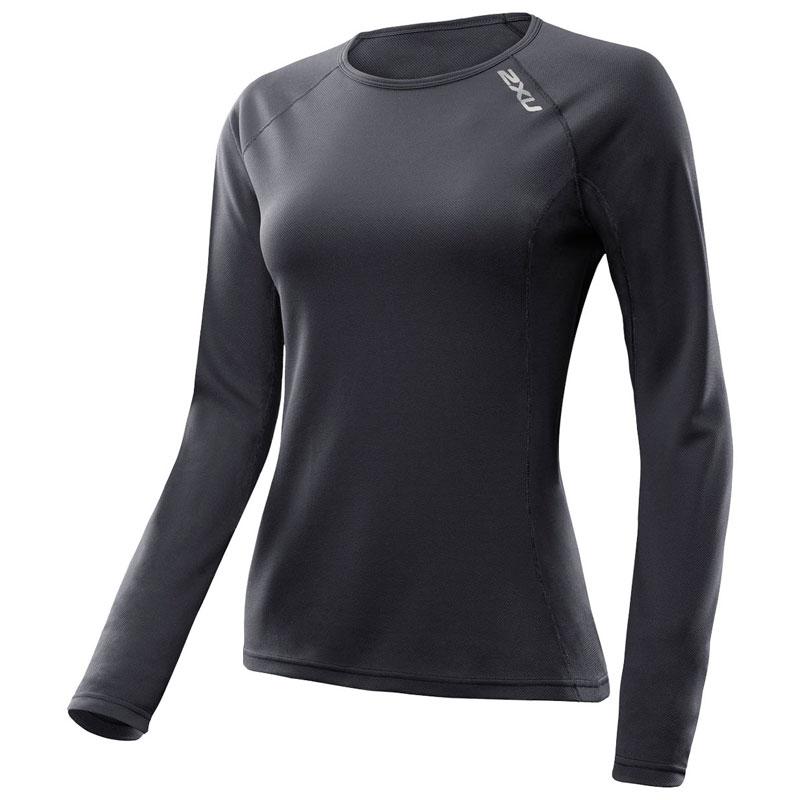 Женская футболка с длинным рукавом 2XU WR3003a