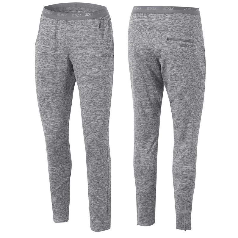 Женские зауженные спортивные брюки 2XU WR3493b