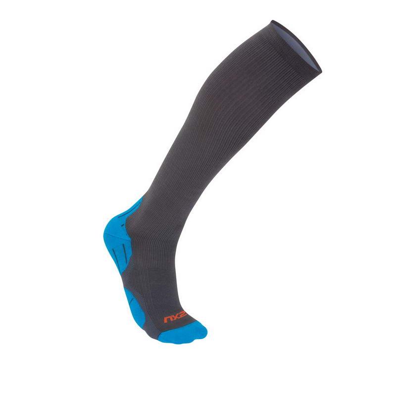 Мужские компрессионные гольфы 24/7 Compression Sock 2XU MA3244e