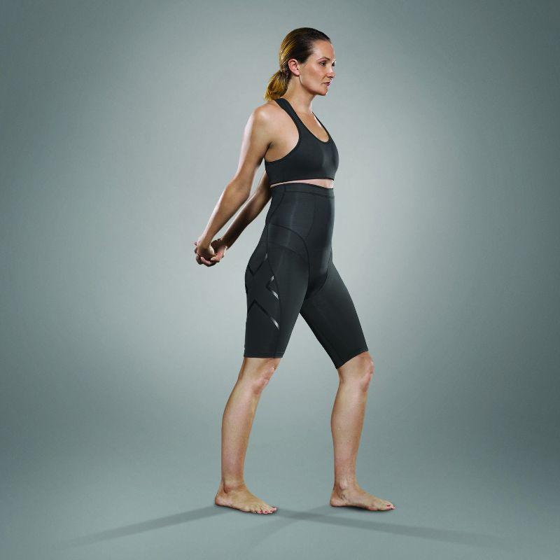 Женские компрессионные шорты для послеродового периода 2XU WA3600b