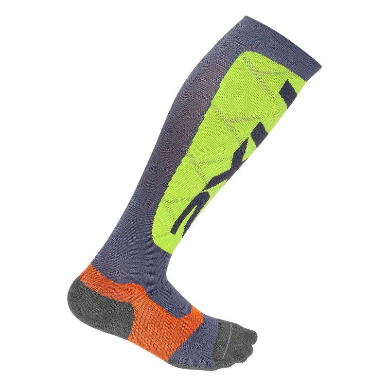 Мужские компрессионные термо-гольфы Elite Compression Alpine Sock 2XU MA3364e