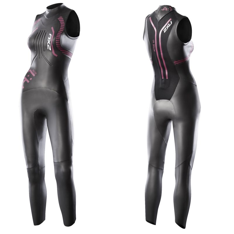 Женский гидрокостюм без рукавов A:1 2XU WW2358c