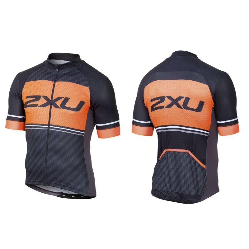 Мужская вело-футболка Perform Pro Jersey 2XU MC3717a