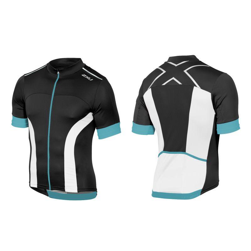 Мужская вело-футболка Ice X Jersey 2XU MC3721a