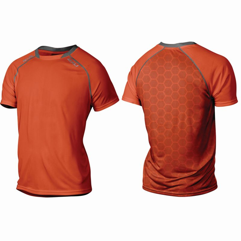 Мужская футболка Tech Vent 2XU MR3752a