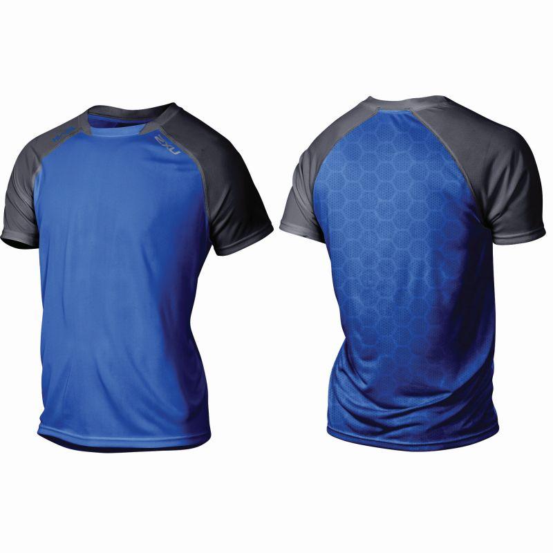 Мужская футболка Tech Vent 2XU MR3753a