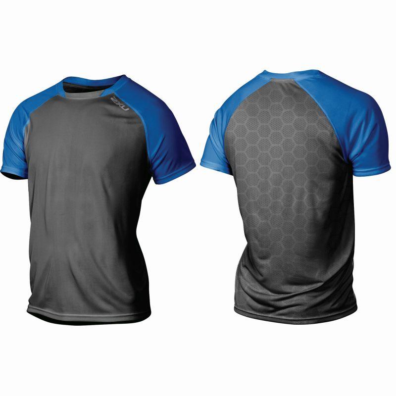 Мужская футболка Tech Vent 2 2XU MR3753a