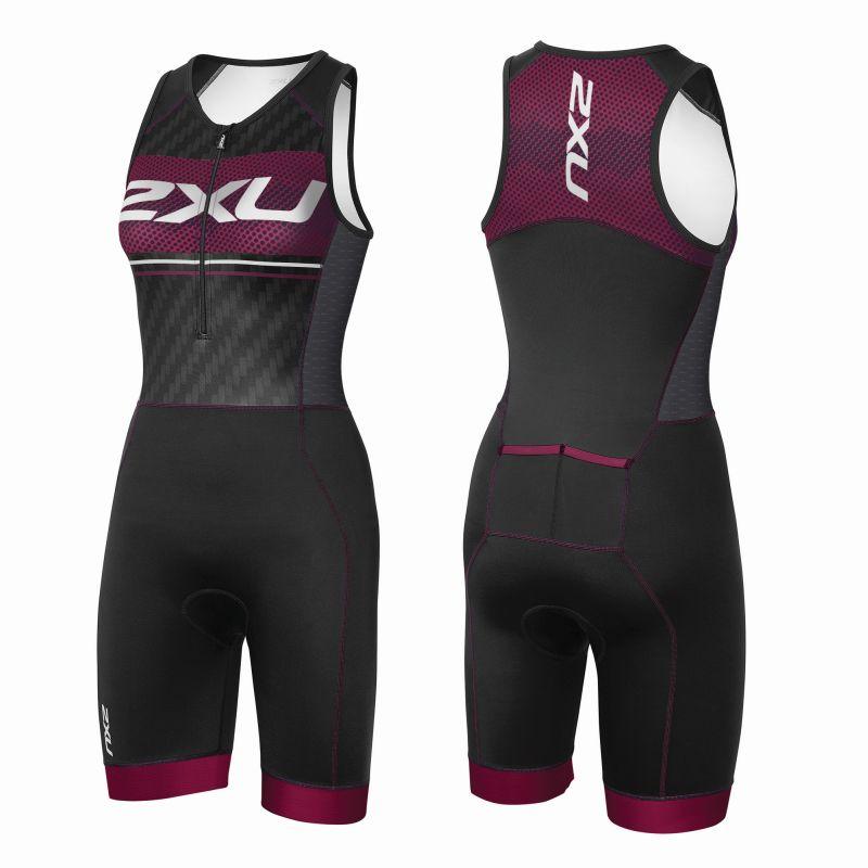 Женский костюм для триатлона Perform Pro Trisuit 2XU WT3625d