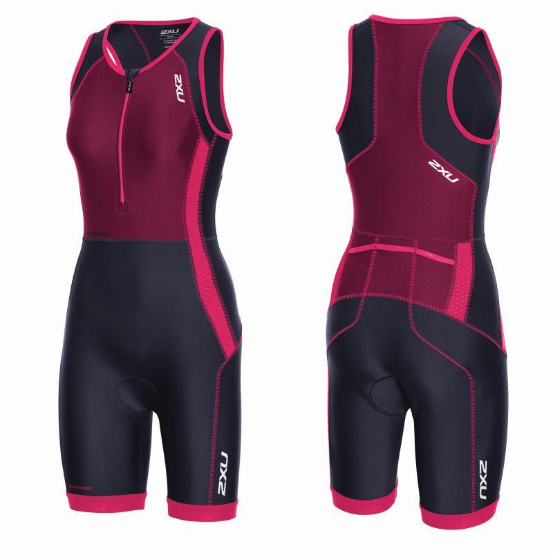 Женский костюм для триатлона Perform Trisuit 2XU WT3635d