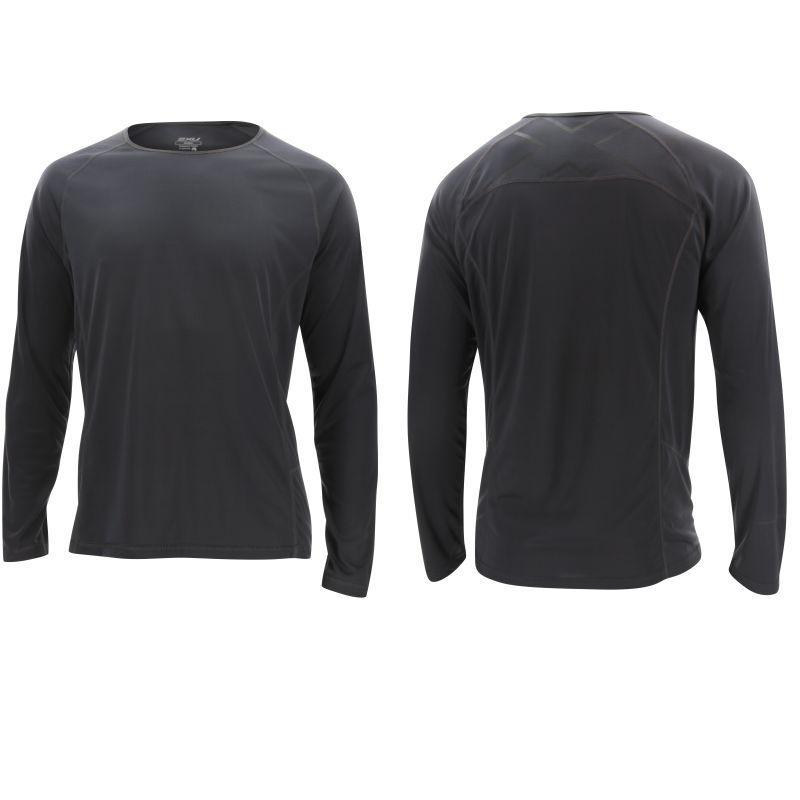 Мужская футболка с длинным рукавом ICE X 2XU MR4377a