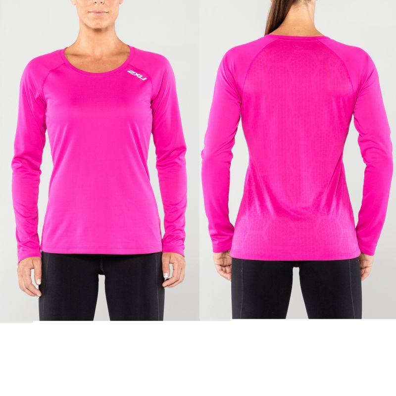 Женская футболка с длинным рукавом Xvent 2XU WR4591a