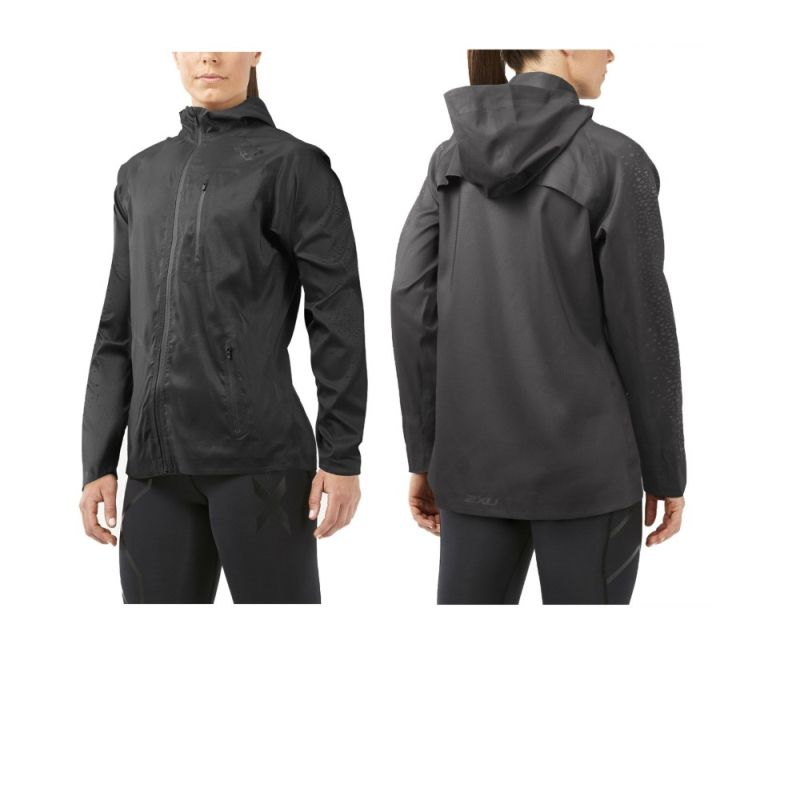 Женская куртка HEAT Liteweight Membrane Jacket 2XU WR5207a